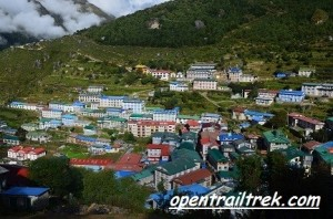 Trekking in Nepal with Open Trail Treks