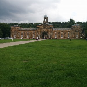 Gate House, Chatsworth House